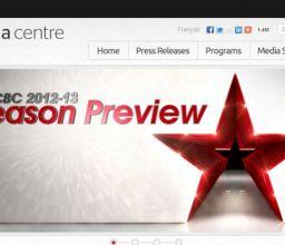 CBC Media Centre
